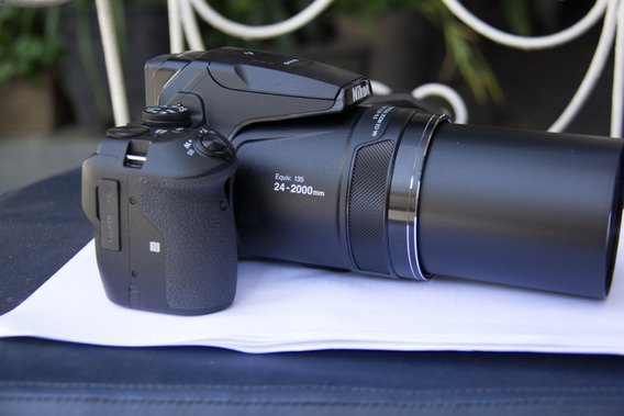 Câmera Nikon Coolpix P900 24-2000mm Excelente Estado