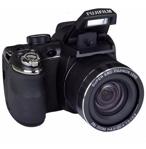 Camara Digital Semi Profesional Fujifilm Finepix S4400