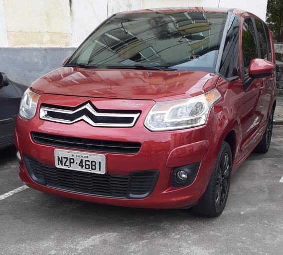 Citroën C3 Picasso 2012 1.6 16v Exclusive Flex 5p