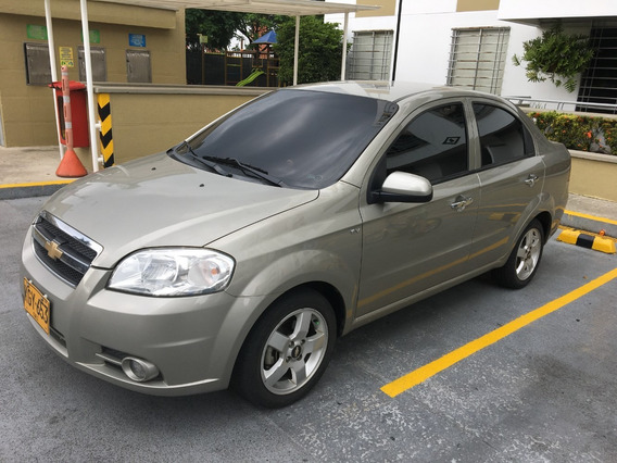 Aveo Emotion 4p 1.6 F.e. 2 Airbags Aa Abs