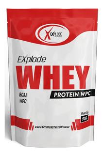 100% Whey Explode Nutrition 900g Refil
