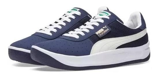 Tenis Zapatilla Puma California Originales Hombre 50% Desc