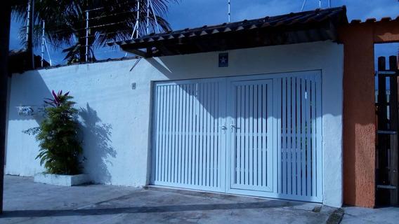 Vendo Casa Lado Praia Jd Guacira Itanhaém Litoral Sul De Sp