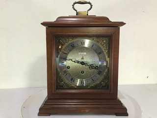 Hermoso Reloj Seth Thomas Aleman 3 Cuerdas Westminster Svo