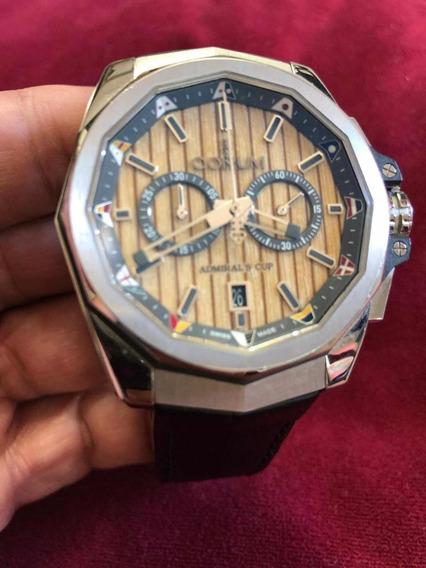 Reloj Corum Admirals Cup Ac One Con Caja Papeles Como Nuevo