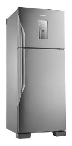 Geladeira/refrigerador 435 Litros 2 Portas Aço Escovado - Panasonic - 220v - Nr-bt50bd3xb