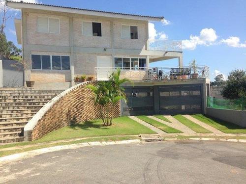 Casa Com 3 Dormitórios 2 Suítes À Venda, 250 M² Por R$ 960.000 - Palm Hills Granja Viana Club Residence - Cotia/sp - Ca0034