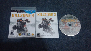 Killzone 3 Completo Para Play Station 3,excelente Titulo
