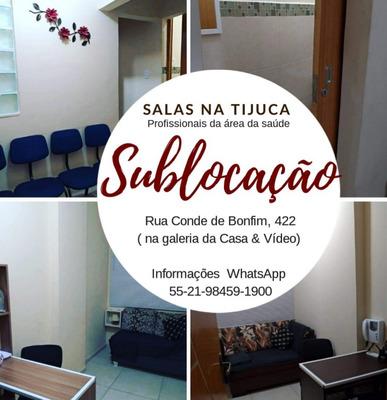 Sublocação De Salas Na Tijuca