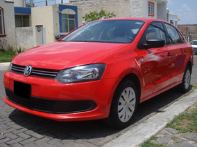 Volkswagen Vento Bolsas Aire D/h Electrico Placas Jalisco