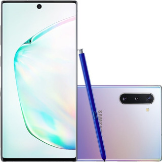 Samsung Galaxy Note10 Dual 256gb 8gb S-pen Nacional Anatel