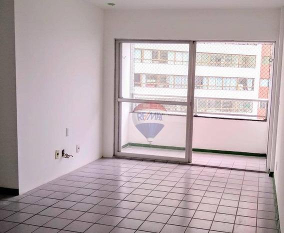 Apartamento Com 2 Dormitórios Para Alugar, 60 M² Por R$ 1.800,00/mês - Rosarinho - Recife/pe - Ap1500