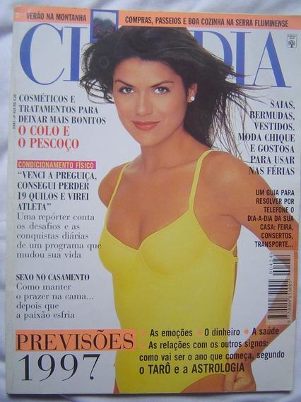 Revista Claudia - Nº1 - Janeiro De 1997