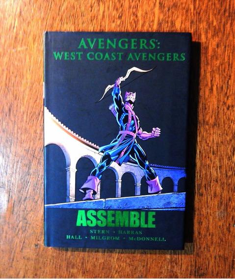 Hq (importado) West Coast Avengers Assemble