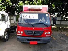 Mercedes Benz Mb 815 2013 Bau Frio