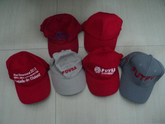 5x6$ Gorras Nuevas Con Logos Variados