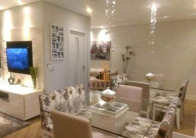 Apartamento Com 2 Dormitórios À Venda, 56 M² Por R$ 265.000 - Dos Casa - São Bernardo Do Campo/sp - Ap1437
