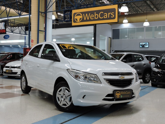 Chevrolet Onix 1.0 Lt Flex 8v - Manual 2015