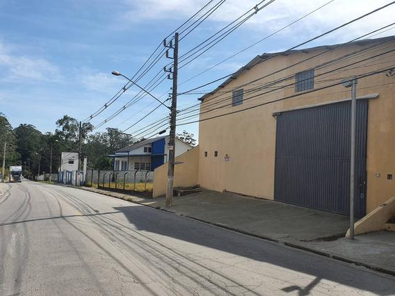 Galpão Para Alugar - Centro De Embu Das Artes - 910 - 68081873