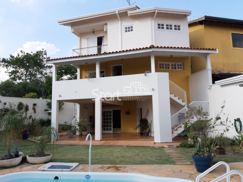 Imagem 1 de 23 de Casa À Venda Em Loteamento Caminhos De São Conrado (sousas) - Ca004874