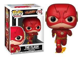 Flash Running Tv Serie Figura Funko Pop 713