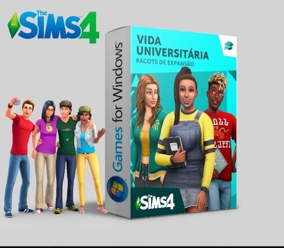 The Sims 4 Todas Expançoes