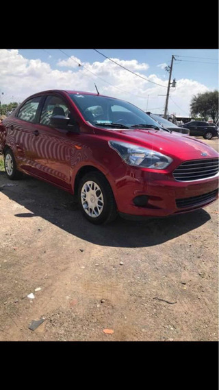 Ford Figo 1.5 Aspire Sedan Mt 2018