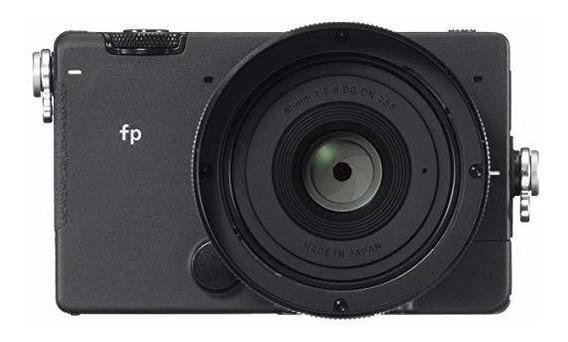 Camara Sigma Fp Mirrorless Full-frame Digital 45mm F 2.8 C ®
