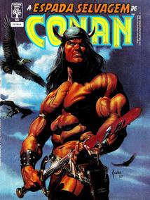Conan - Espada Selvagem + Coleção Digital + Brindes