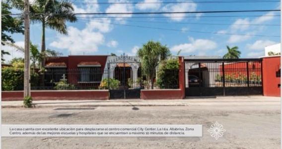 Vendo Preciosa Residencia De Una Planta Al Norte De Mèrida Frac. Montes De Ame