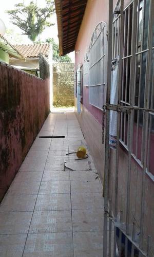 Imagem 1 de 9 de Casa À Venda No Agenor De Campos - Mongaguá 5408 | Sanm