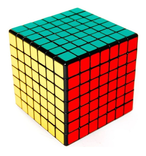Cubo Extremo 7x7 Shengshou Cubo Rubik Profesional 7 Niveles