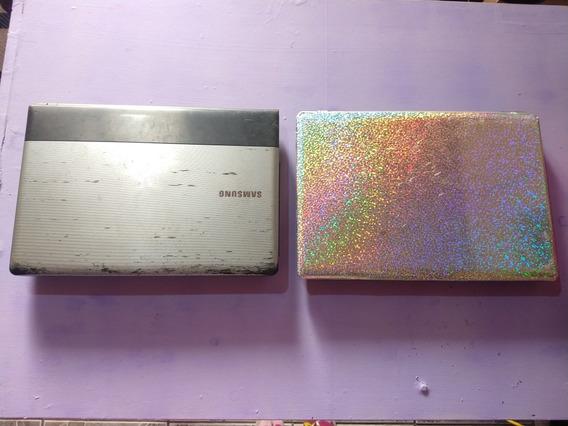 Notebook Samsung Para Conserto Ou Retirada De Peças 2un