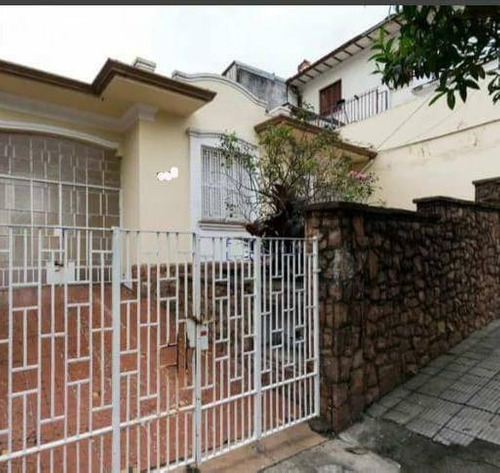 Casa 200m², 5 Dormitorios, 2 Suíte, 3 Vagas - Vila Mariana - Ca1394