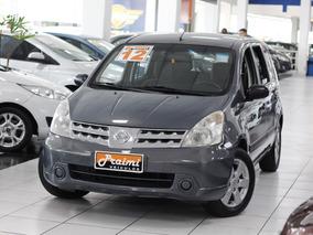 Nissan Livina S 1.6 16v Flex Completa 2012