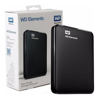 Disco Rigido Externo Portatil 1tb Wd Western Digital Usb 3.0