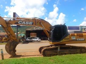 Escavadeiras Case Cx 220 B -ar Condicionado- Com Entrada