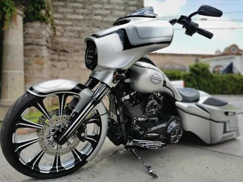 Imagen 1 de 15 de Harley Davidson Street Glide