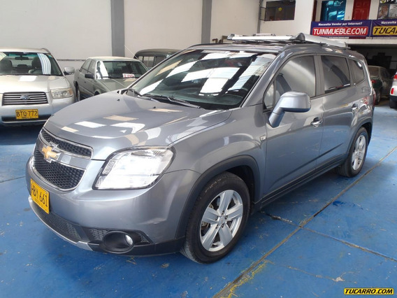 Chevrolet Orlando Fe