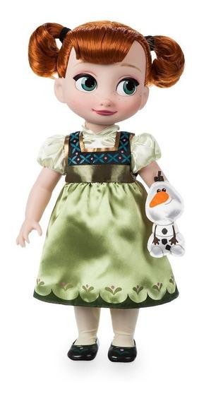 Boneca Ana - Animators Disney Store Original