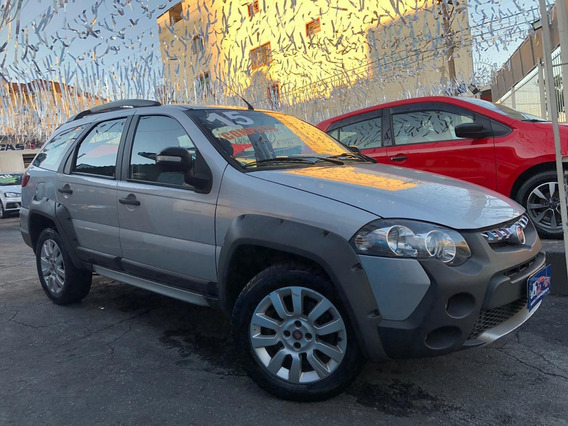 Fiat Weekend 1.8 16v Adventure Flex 5p 2015