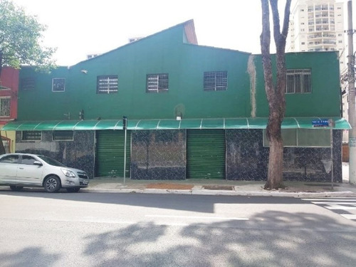 Locação Salão - Chácara Santo Antônio, São Paulo-sp - Rr4217