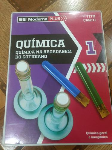 Imagem 1 de 5 de Livro Química Moderna Plus