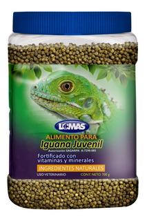 Alimento Premium Para Iguana 700g Redkite
