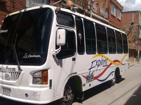 Buseta Turismo