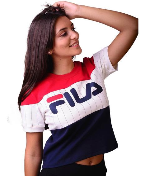 Remera Fila Alana -ls110086188- Trip Store