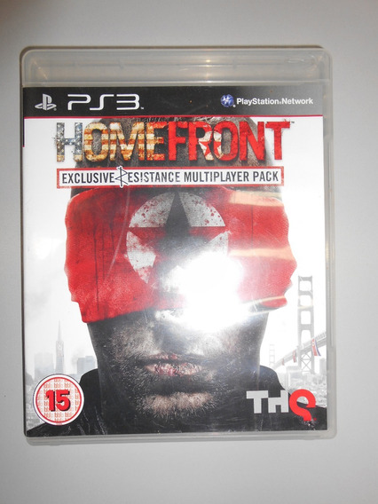 Homefront - Playstation 3 (ps3)