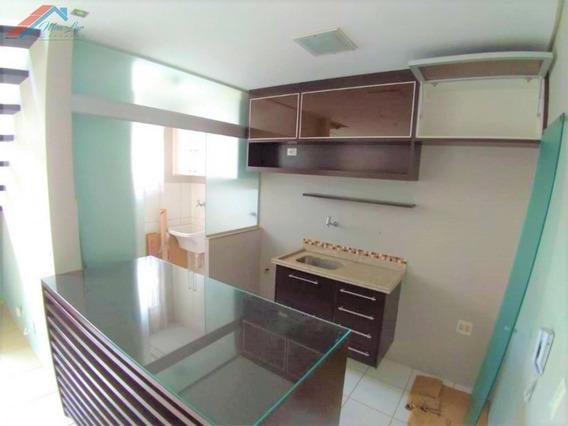 Apartamento A Venda No Bairro Jardim Vera Cruz Em Sorocaba - - Ap 204-1