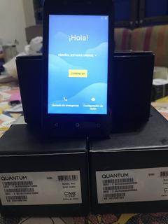 Celular Quantum S4 Mini Color Negro Dualcore 8gb Dualsim New