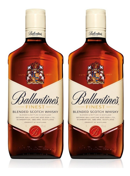 Kit Whisky Ballantine